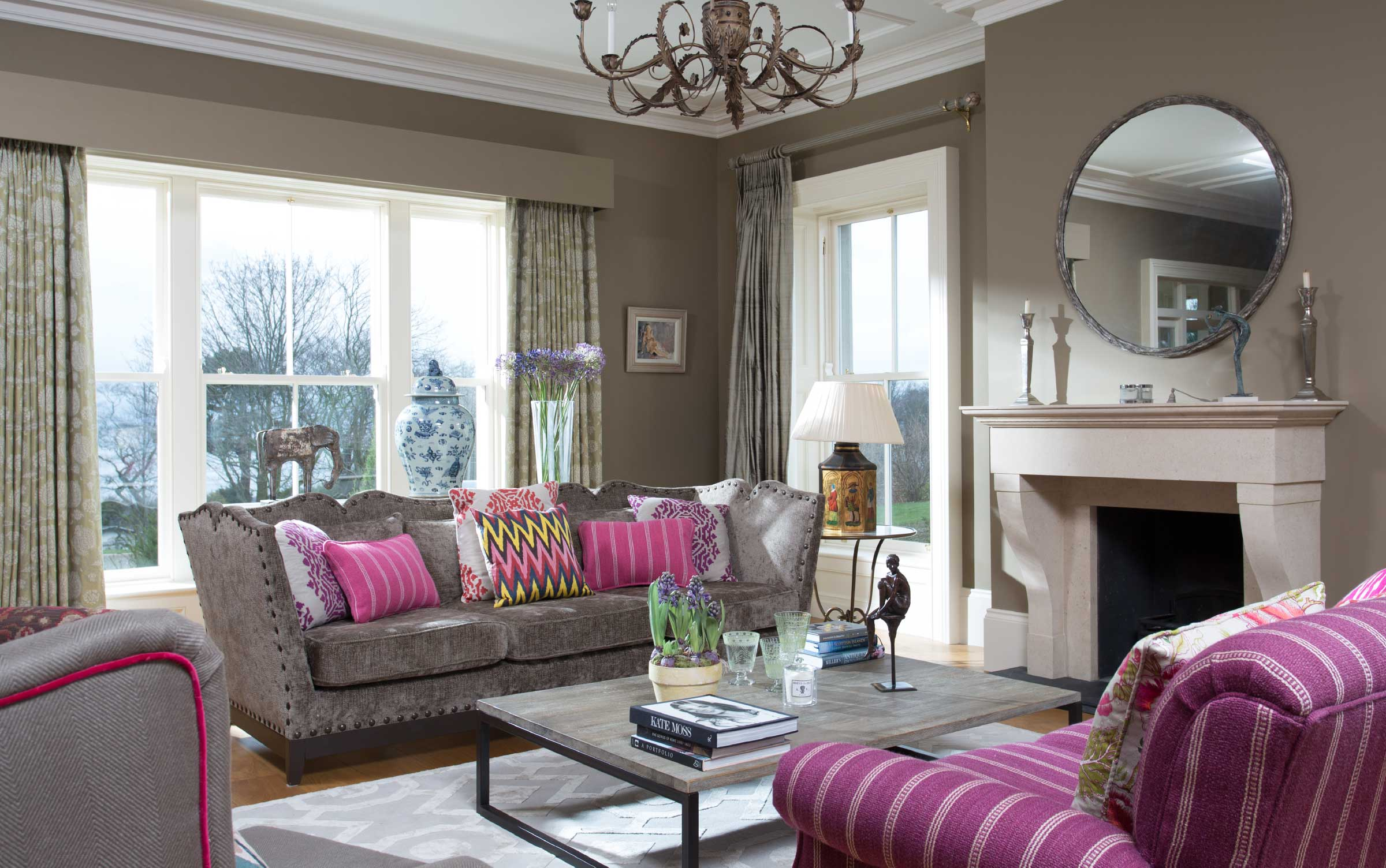 Manor house interior design thompson clarke northern ireland