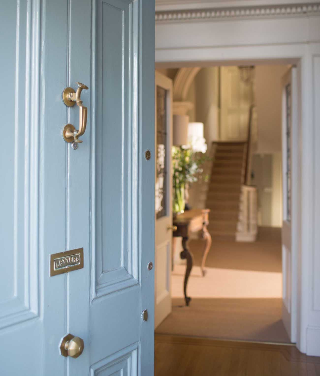 Thompson Clarke Interiors - Townhouse Project Image 1