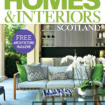 Homes and Interiors Scotland July August 2017