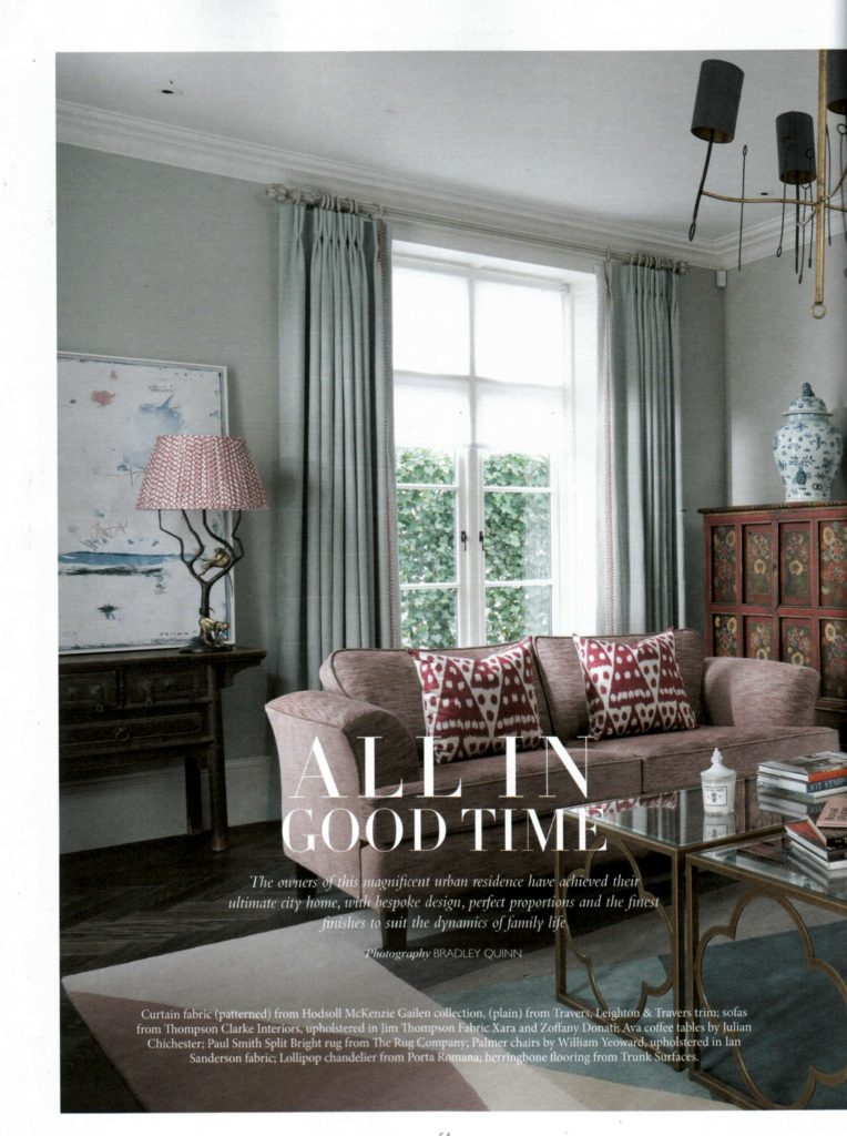 Beautiful Irish Interiors Autumn Winter 2018