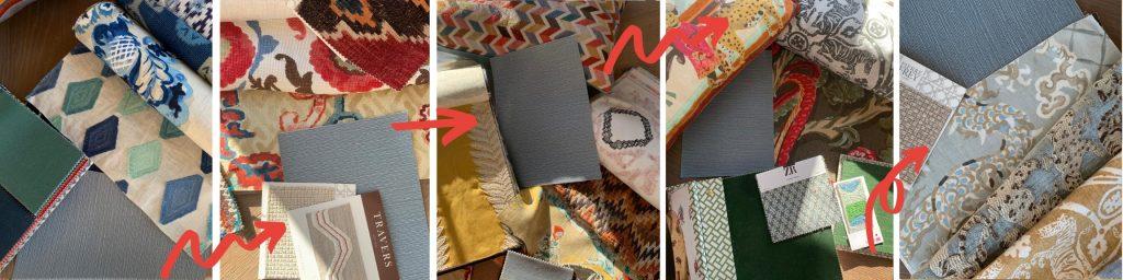 Jim Thompson Fabric Schemes